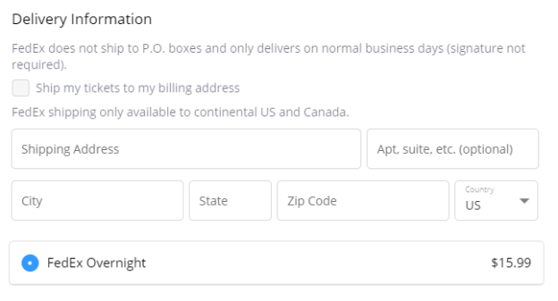 How Can I Change My Shipping Address Before Or After An Order Is